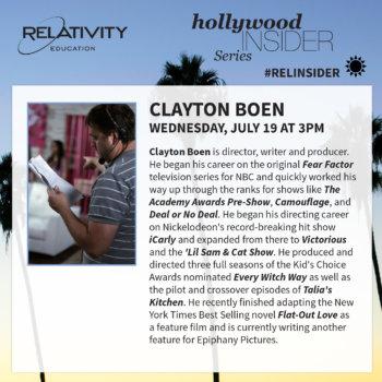 HIS - Clayton Boen